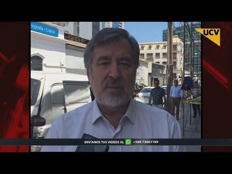 video Guillier sube 16 puntos en tres meses y le pisa los talones a Piñera según encuesta Adimark