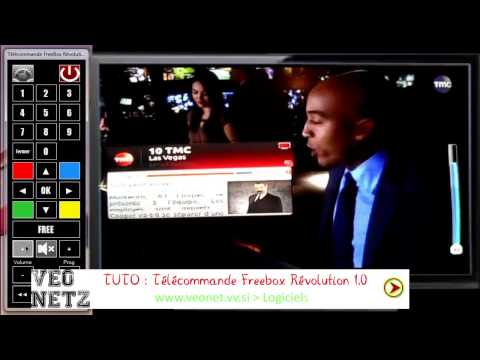 comment reparer telecommande free revolution