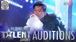 Video Pilipinas Got Talent 2018 Auditions: Joven Olvido - Vape Tricks MP3, 3GP, MP4, WEBM, AVI, FLV Maret 2019