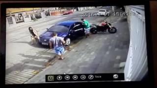 Violencia no Rio de Janeiro, assalto em vila valqueire quase acaba em morte , violencia sem limites na rua das margaridas.