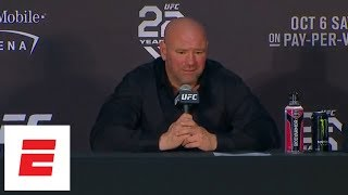 Video Dana White UFC 229 Post-fight Press Conference MP3, 3GP, MP4, WEBM, AVI, FLV Februari 2019