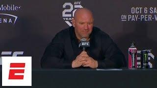 Video Dana White UFC 229 Post-fight Press Conference MP3, 3GP, MP4, WEBM, AVI, FLV Oktober 2018