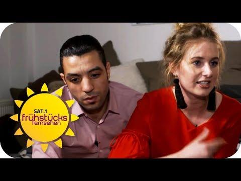Lisa liebt Tunesier: Jetzt muss er Deutschland verlassen! | SAT.1 Frühstücksfernsehen