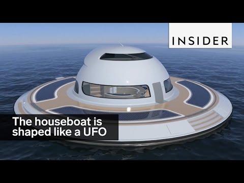 ufo 2.0 - la casa galleggiante da alto mare