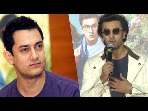 Ranbir Kapoor REVEALS How Aamir Khan Supported Him