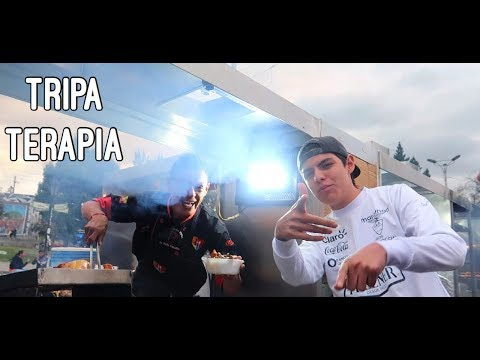 COMIDA CALLEJERA EN ECUADOR | KikeJav, esquesoybrandon (видео)