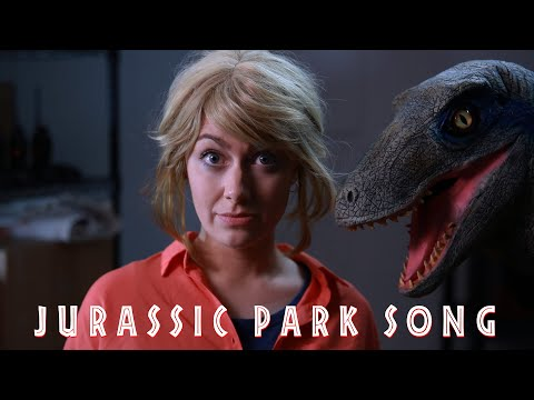 Jurassic Park Song | The Bear, The Tiger…