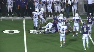 Dayton (TX) United States  City pictures : Dayton Broncos vs. Angleton Wildcats Football Highlights