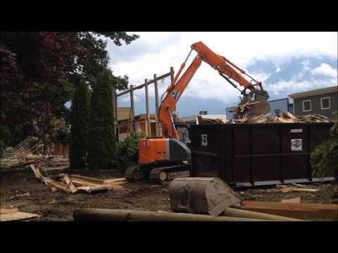 Wayward Pines Set and Filming in Agassiz, BC