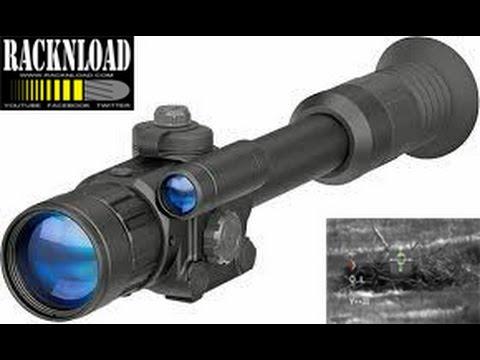 Yukon Photon XT Night Vision **FULL REVIEW** by RACKNLOAD