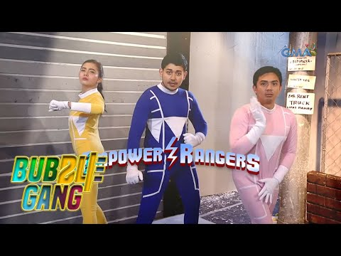 Bubble Gang: Go, go, Empower Rangers!    YouLOL