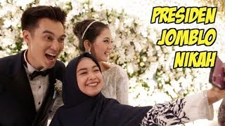 Video HAPPY WEDDING BAIM & PAULA - PRESIDEN JOMBLO NIKAH (EKSKLUSIF). MP3, 3GP, MP4, WEBM, AVI, FLV Maret 2019