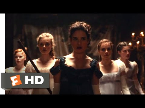 Pride And Prejudice And Zombies (2016) - Zombie Killers Scene (1/10) | Movieclips