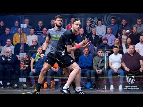 AJ Bell National Squash Championships 2020 - Semi-Finals