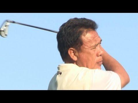 青山薫のアイアン講座①前編「アイアンの基本&ダフリ対策」 5min.Golf Lesson Iron Shot 1_1