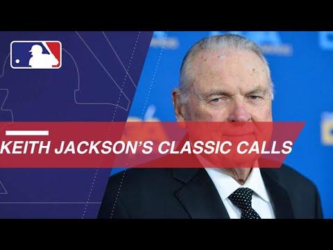 Keith Jackson's classic calls