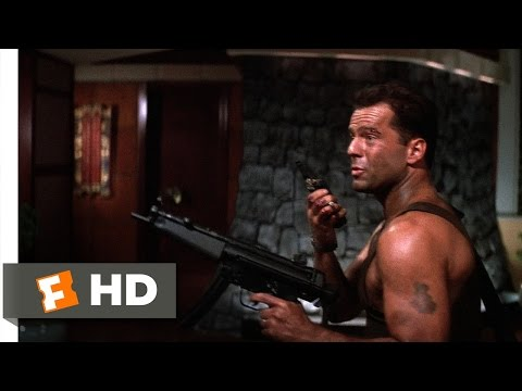 Die Hard (1988) - Yippee-Ki-Yay Scene (3/5) | Movieclips
