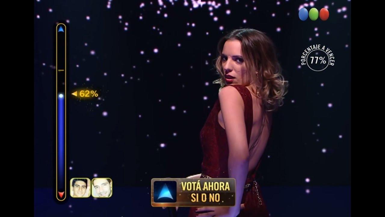 """Duelo: Stefanía Ribisich canta """"Se dice de mí"""" – Elegidos"""