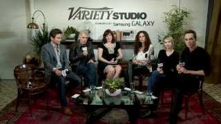 Variety Studio Powered by Samsung Galaxy: The Mini Series /Movie Conversation