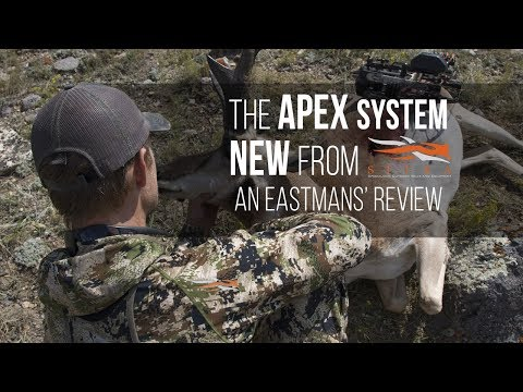 The Apex System - A Review of New Gear from Sitka!