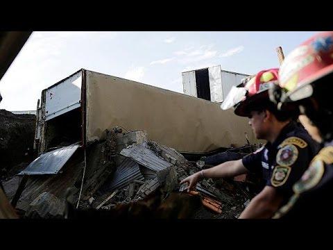 Γουατεμάλα: Εννέα νεκροί από κατολίσθηση