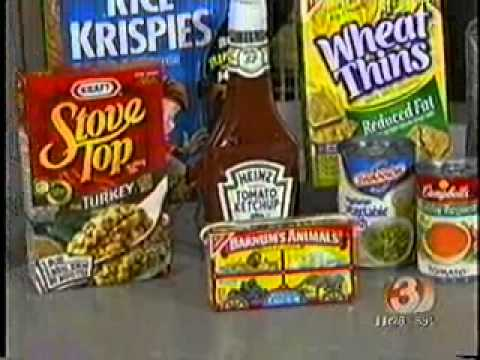 Dangers of High Fructose Corn Syrup
