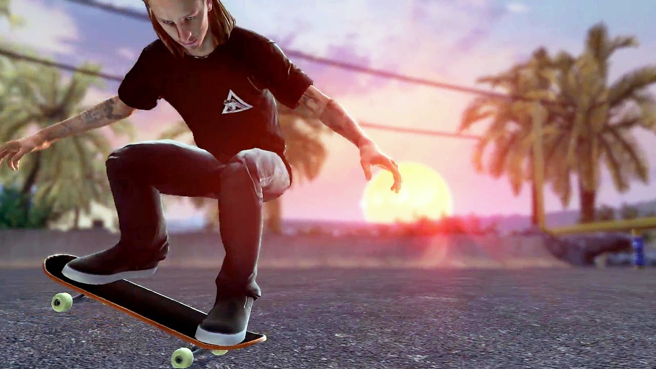 TONY HAWK'S PRO SKATER 5 Official Trailer (PS4 / Xbox One) #VideoJuegos #Consolas