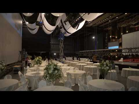 Time-lapse footage - Four Seasons Ball