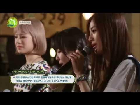 [Picnic Live] Orange Caramel – Shanghai Romance (Acoustic)
