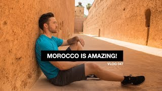 Day 1 in Morocco and this place is unlike any place I've ever been. It's beautiful, chaotic, sensory overload. Link to Watch More of My Videos: ...