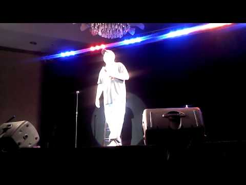 John Caparulo at Prairie's Edge Casino