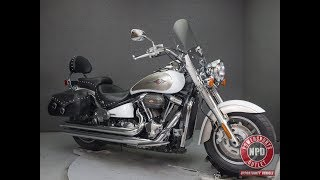 3. 2007  KAWASAKI  VN2000 VULCAN 2000 CLASSIC LT - National Powersports Distributors