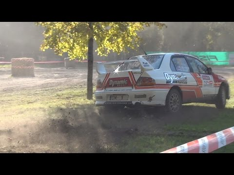 Day 2 of Rally Classic Druskininkai 2014