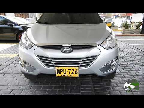 Hyundai Tucson LX 35