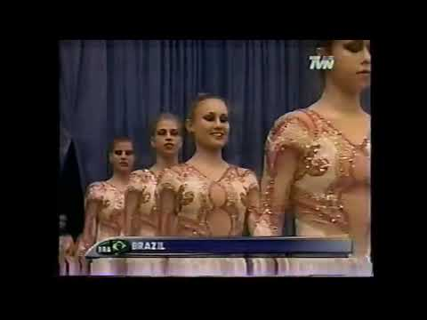Brasil - 10 Maças   Final @Winnipeg 1999