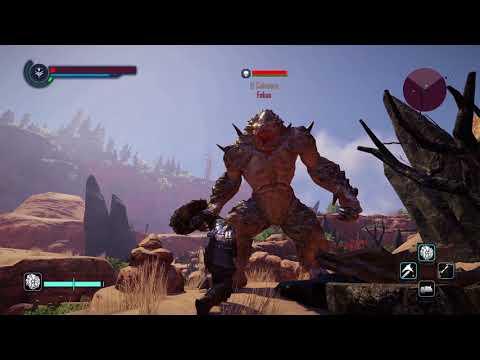 геймплей ELEX