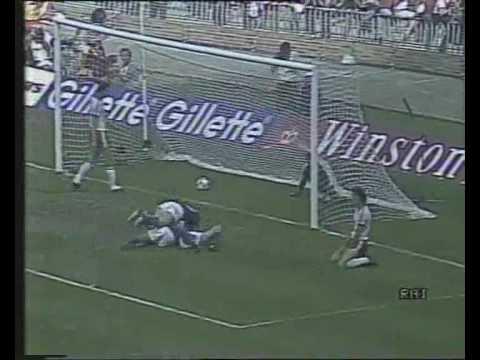 semifinale coppa del mondo espana '82: polonia - italia 0-2!