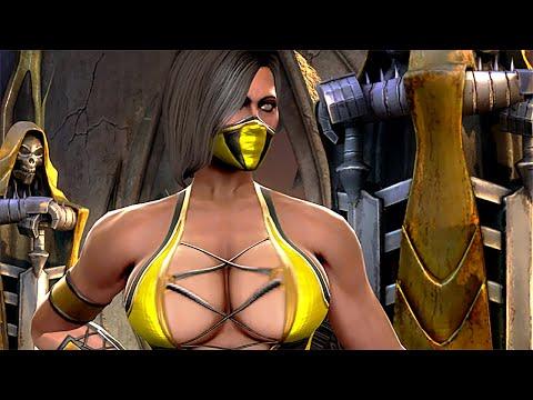Mortal Kombat 11 All Endings All Characters (klassic Arcade Endings) MK11 - Thời lượng: 27 phút.