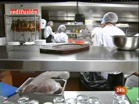 Cocina Peruana en TVE