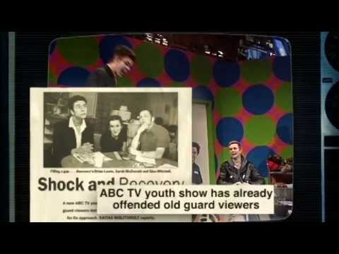 """The Grouch"" moment featured on Australia show ""Shock Horror Aunty"""