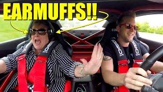 Video MOM vs LOUD EXHAUST!!! **Hilarious Reaction** MP3, 3GP, MP4, WEBM, AVI, FLV September 2018
