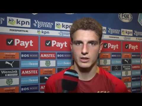 Reactie Til na FC Groningen - AZ
