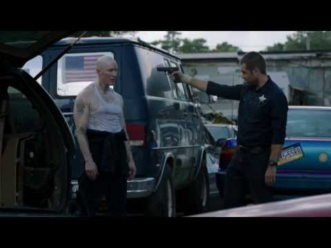 Banshee Season 2: Episode 7 Clip - Banshee Sheriff's Department Confronts White Supremists