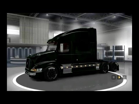 VOLVO VNL 780 + real sound v1.2