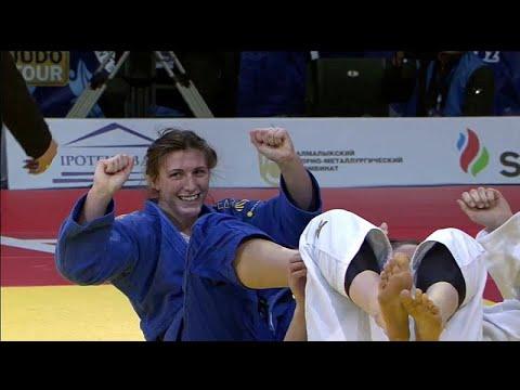 Τζούντο: Το πρώτο χρυσό μετάλλιο για τους Ουζμπέκους