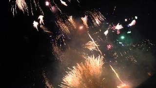Ascot United Kingdom  city photos : Ascot fireworks finale 2014 Uk display