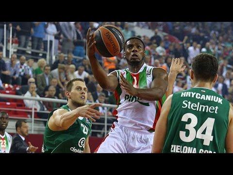 Highlights: RS Round 5, Pinar Karsiyaka Izmir 77-66 Stelmet Zielona Gora