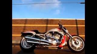 1. 2007 Harley-Davidson VRSCX V-Rod SCREAMIN' EAGLE US01049