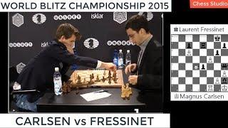 Nonton Beautiful Checkmate    Carlsen Vs Fressinet   World Blitz Championship 2015 Film Subtitle Indonesia Streaming Movie Download
