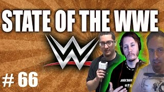 The Shocking STATE OF THE WWE